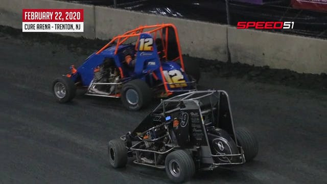 Indoor Dirt Nationals at Trenton - Re...