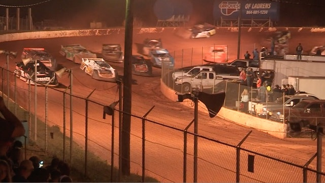 Ultimate Super Late Models at Laurens County - Highlights - Oct 24, 2020