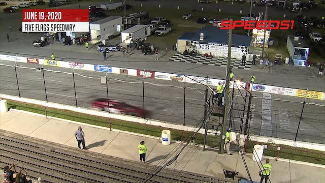 Modifieds of Mayhem at Five Flags - H...