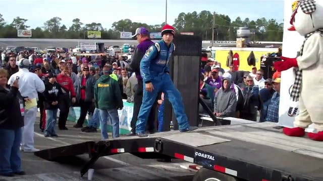 2009 Snowball Derby Diary Chase Ellio...