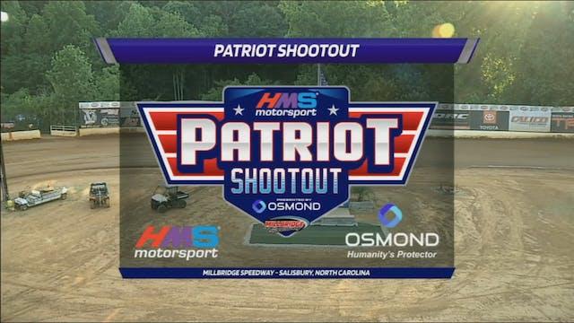 Patriot Shootout Night 2 at Millbridg...