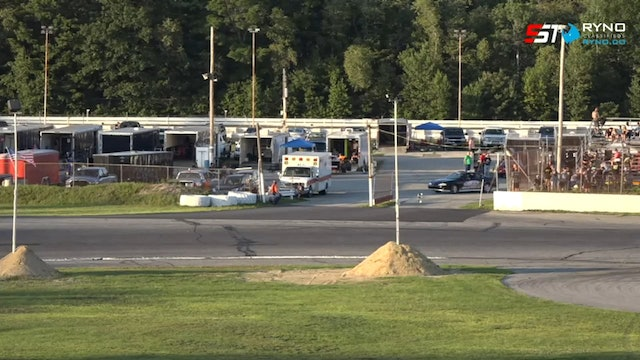 PASS Super Late Models at Oxford - Replay - August 14, 2021 - Part 1