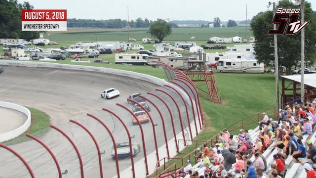 Winchester Speedway - CRA Street Stoc...