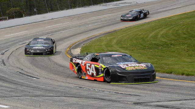 PASS Super Late Models at Lee USA - H...