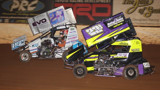 Micro Sprints at Millbridge - Highlig...
