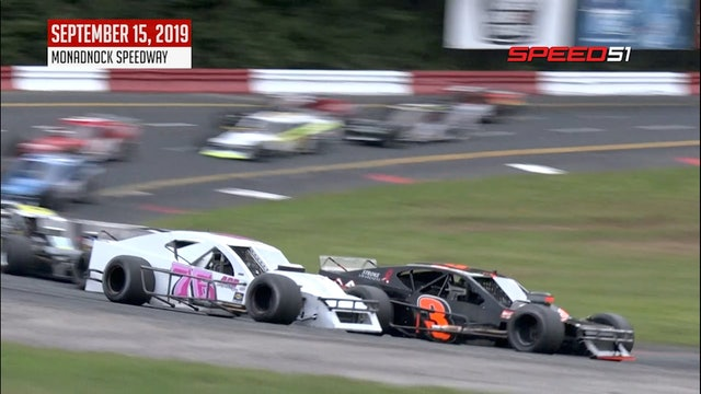 Tri-Track Modifieds at Monadnock - Interviews - Sept. 15, 2019