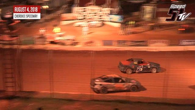 4-Cylinder Races - Cherokee Speedway...