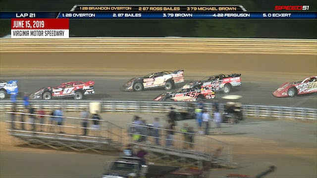 Ultimate USA 100 at Virginia - Highli...