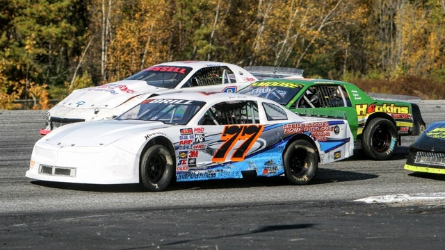 PASS Street Stock Open #2 at Oxford - Highlights - Oct. 18, 2020