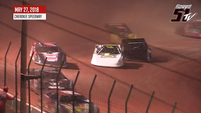 SECA Crate Late Models at Cherokee Sp...