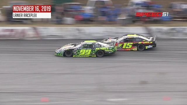 PASS National 200 at Lanier - Highlights - Nov. 16, 2019
