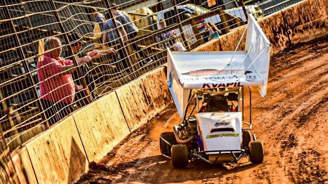 Open Outlaw A-Main at Millbridge - March 30, 2021