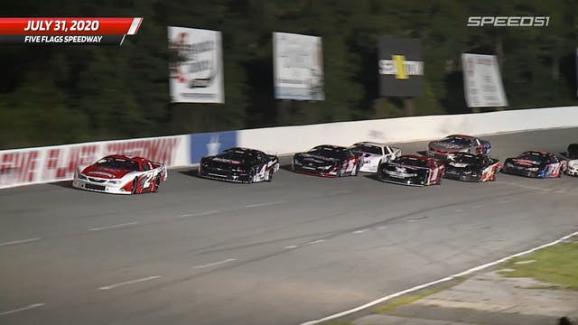 Summer Sizzler 75 at Five Flags - Hig...