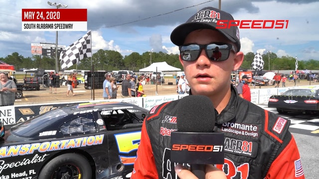 2020 Rattler 250 at South Alabama - Recap