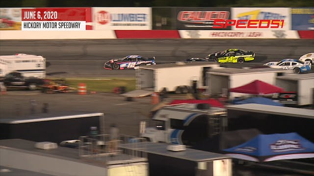 Late Model Stock Feature at Hickory -...