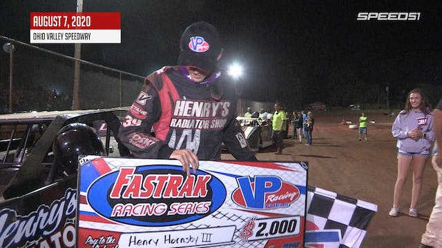 FASTRAK at Ohio Valley - Recap - Aug....