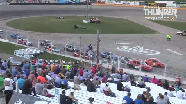 Prelude to the Nationals at Slinger - Replay - July 7, 2020