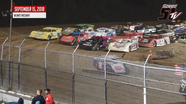 Dirt Kings Late Models Wilmot Raceway...