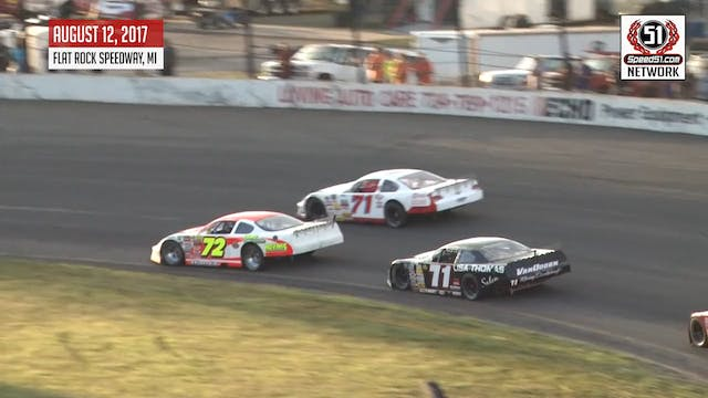 Flat Rock - ARCA/CRA Super Series - H...