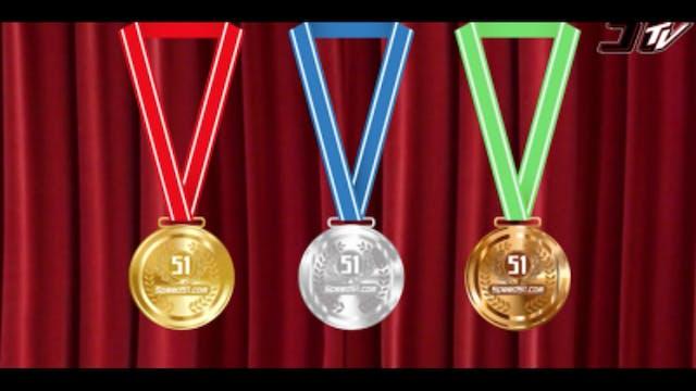 Speedweeks 2018 - Medal Ceremony