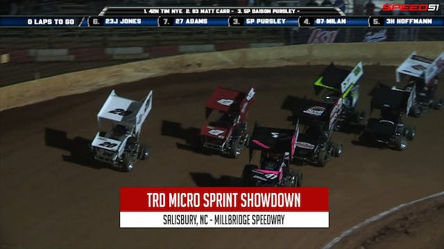 Winged Micro Showdown at Millbridge -...
