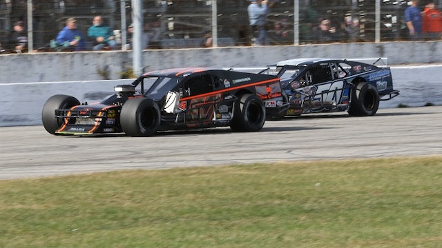 Sunoco Modifieds at Thompson - Highlights - Oct. 11, 2020