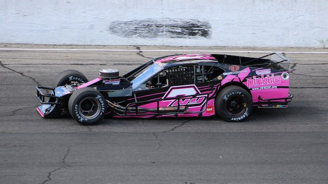 Open Modifieds Nutmeg State 75 at Thompson - Highlights - June 16, 2021