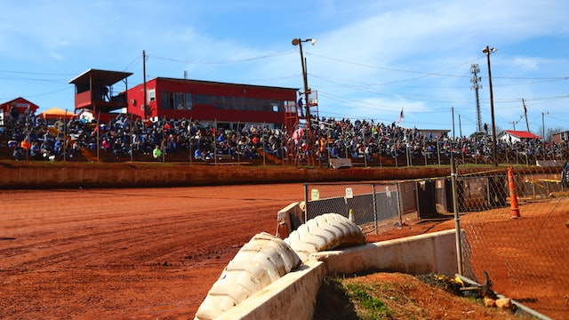 Mike Duvall Memorial at Cherokee - Race Replay - Oct. 3, 2020