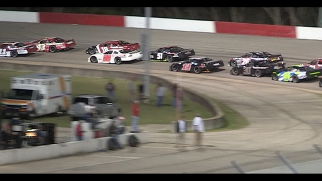 Montgomery - Pro Late Models - Highlights - March 3, 2018