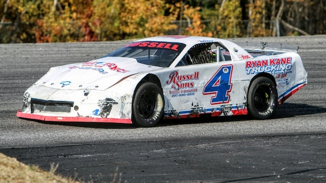 PASS Street Stock Open #1 at Oxford - Highlights - Oct. 18, 2020