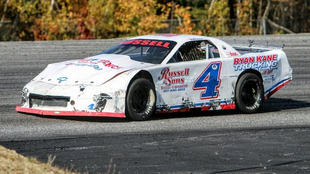 PASS Street Stock Open #1 at Oxford -...