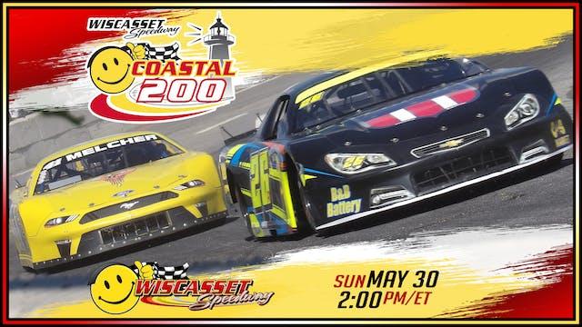 Coastal 200 Heat Races at Wiscasset -...