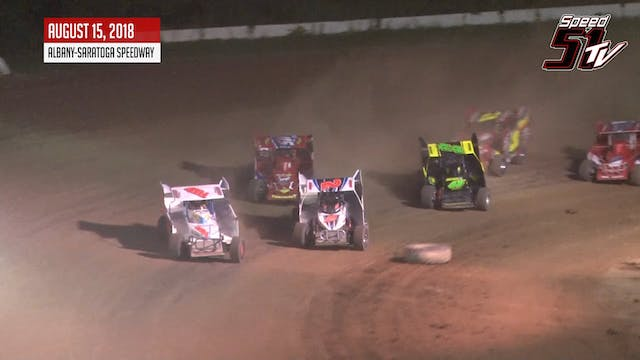 STSS - The Stampede at 'Toga - Albany...