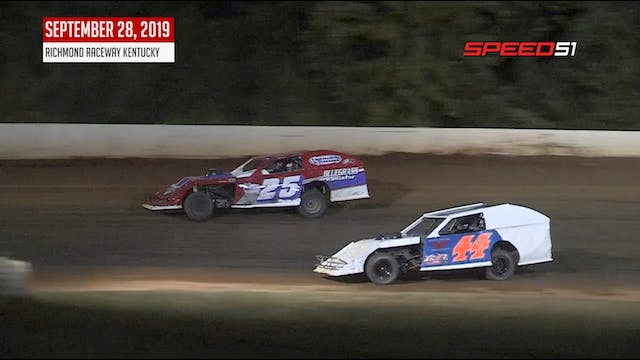 UMP Modifieds at Richmond (KY) - High...