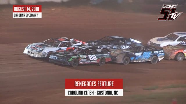 Renegades - Carolina Speedway - Highl...