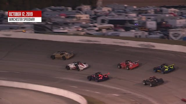 Thunder Roadsters at Winchester - Hig...