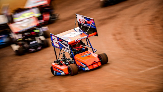 Outlaw Karts at Millbridge - Replay - July 13, 2021