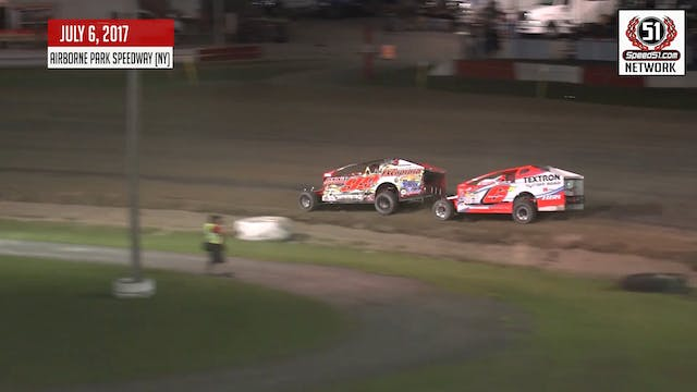Airborne - Super DIRTcar Series - Rec...
