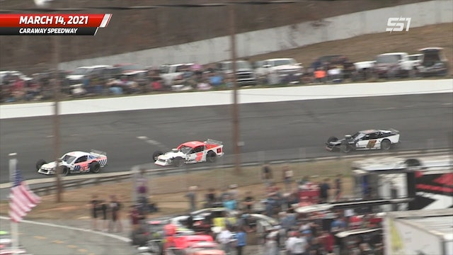 602  Modifieds at Caraway - Highlights - March 14, 2021