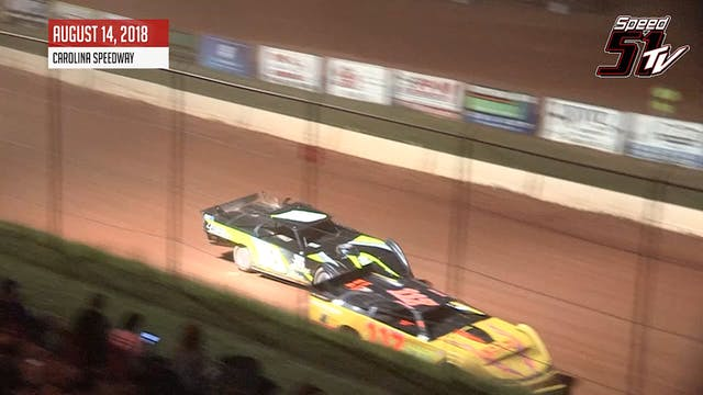 SECA Late Models Carolina 8:14:18 - ...