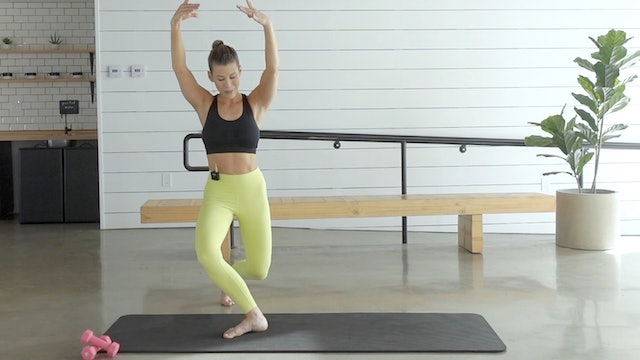 Pilates and Barre 2