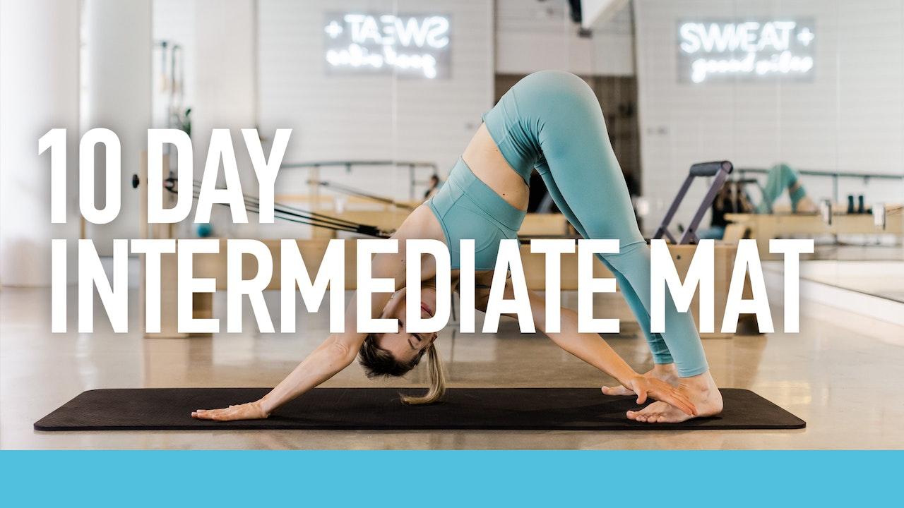 10 Day Intermediate Mat