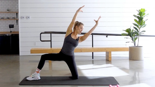 Pilates and Barre 3