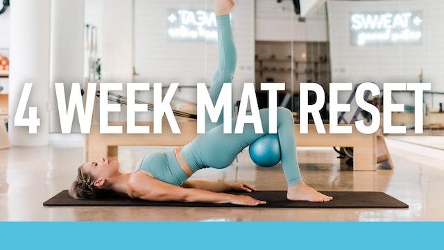 4 Week Mat Reset Challenge