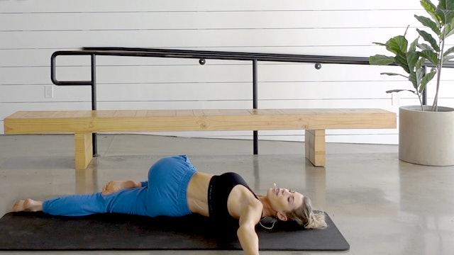 15 Minute Back Stretch