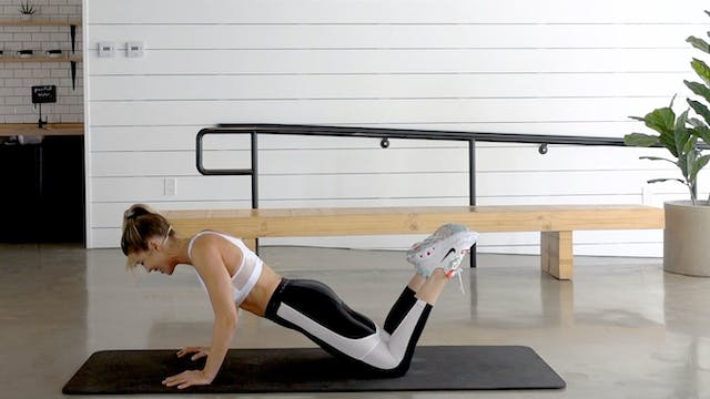 20 Minute Arms and Back