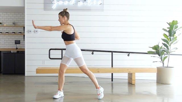 10 Minute Cardio Pilates