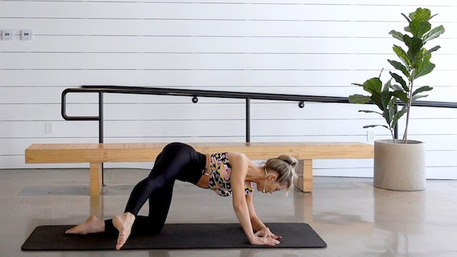 20 Minute Outer Hip Slimming