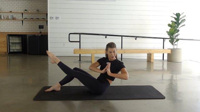 30 Minute Cardio Pilates