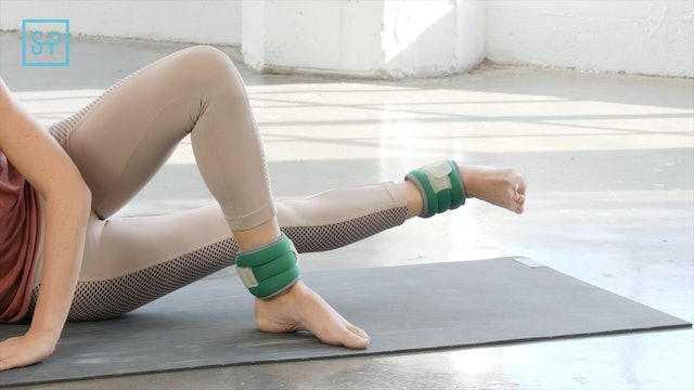 Ankle Weights Sculpt